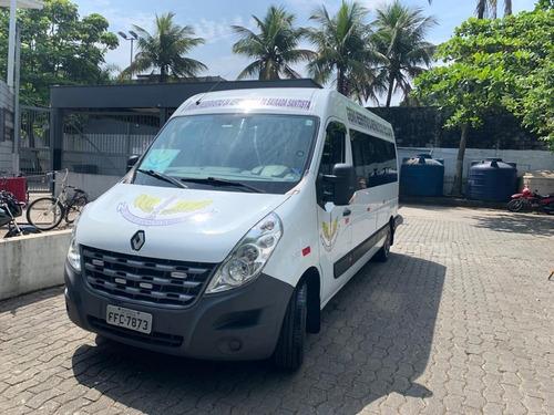 Renault Master Executiva 16 Lugares