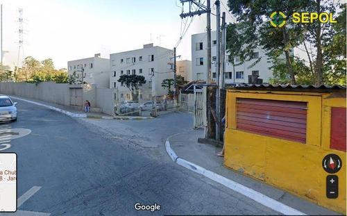 Apartamento À Venda, 40 M² Por R$ 171.000,01 - Colônia (zona Leste) - São Paulo/sp - Ap0765