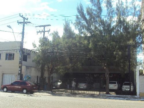 Imagem 1 de 1 de Prédio Comercial Para Alugar Na Cidade De Fortaleza-ce - L7315