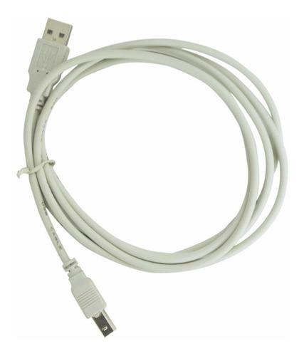 Cable Usb De 1.8m Para Impresora, Nuevo