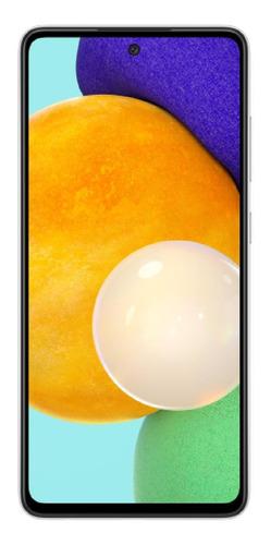 Samsung Galaxy A52 128 GB blanco sorprendente 6 GB RAM