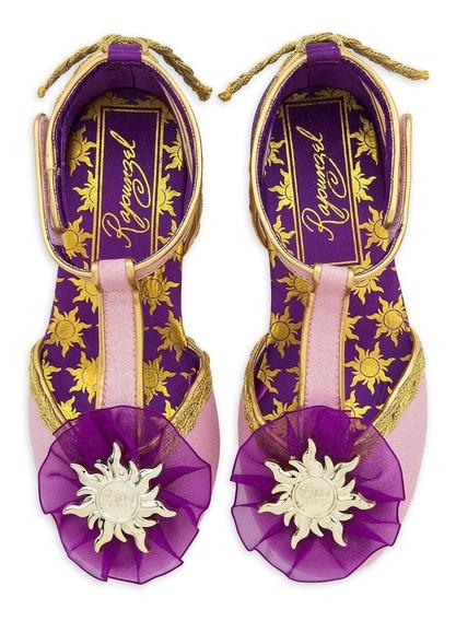 Sapato Princesa Rapunsel Original Da Loja Disney P/entrega