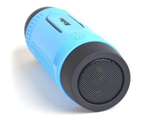 Parlante Kolke Kop-016 Bluetooth Azul