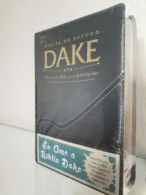Dake Luxo Bíblia De Estudo Dake