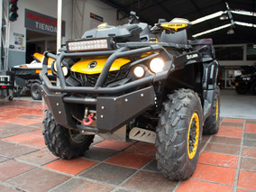 Cuatrimoto Can-am Outlander Max Xtp 800