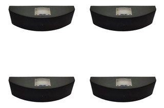 Pack X 4 Apliques Bidireccional Difusor Lente Moderno Sandi
