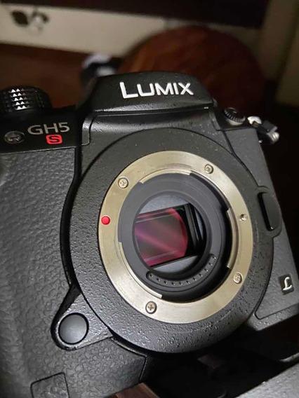 Câmera Lumix Gh5s