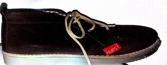 Botitas Borcegos Botas Zapatos Gamuza Mujer Fiorcalzados