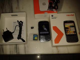 Motorola Master Nextel Xt605 - Com Sd 2gb - 3g