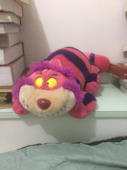 Gato Da Alice Cheshire Comprado Na Disney