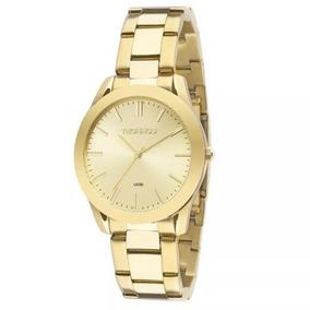 Relógio Technos Feminino Elegance Boutique 2035lrs/4x