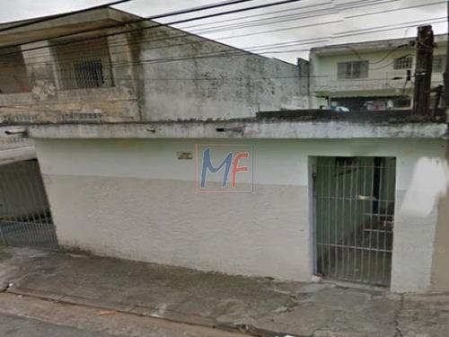 Imagem 1 de 1 de Ref  6872 Sobrado Com 2 Casas Mesmo Terreno , 1 Vaga  Na Cidade Patriaraca. - 6872