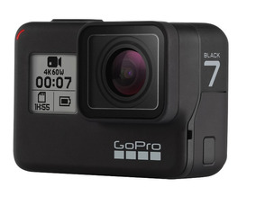 Gopro Hero 7 Black 12mp Wi-fi 4k Original + Nf-e