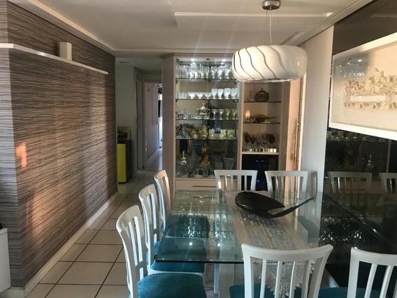 Apartamento Em Aldeota, Fortaleza/ce De 112m² 3 Quartos À Venda Por R$ 630.000,00 - Ap333143