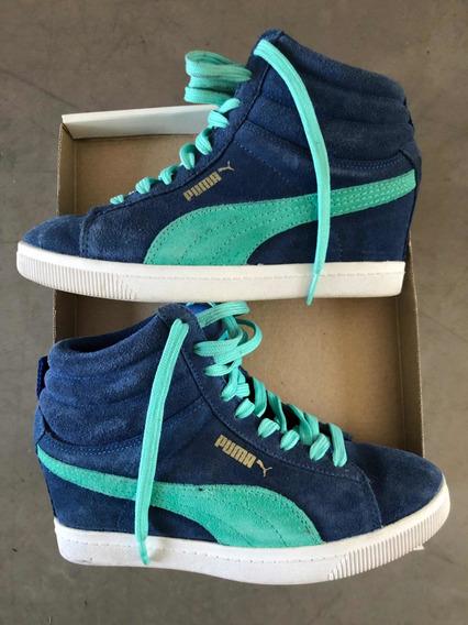 Puma Sport Lifestyle Azul/verde Agua
