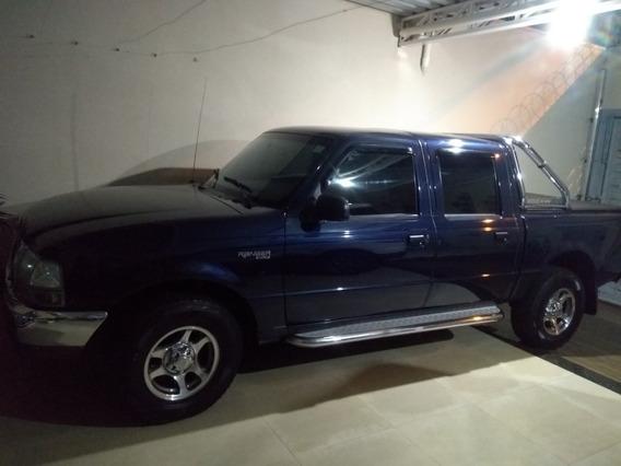 Ford Ranger 2002 2.8 Xlt Cab. Dupla 4x2 4p
