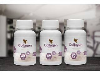 Kit 03 Collagen , Colágeno Forever