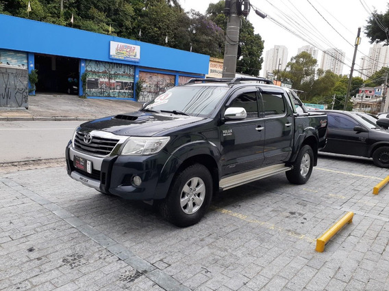 Toyota Hilux Srv Cab Dupla 3.0 Aut 2013 $ 98000 Financiamos