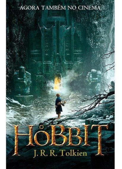 Ivro O Hobbit - Tolkien - Edição Com Capa Do Filme