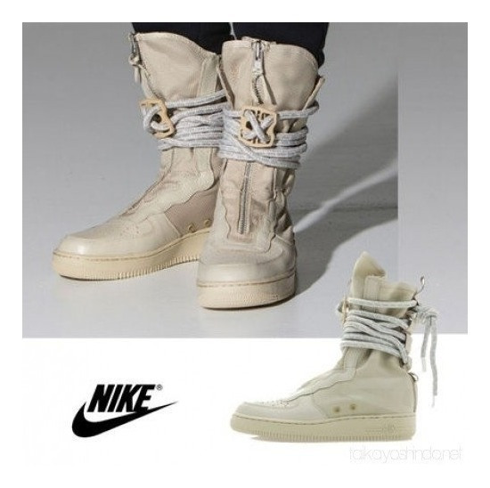 Zapatillas Botitas Nike Mujer Sf Af1 Hi Envio Rapi Caba-gcba