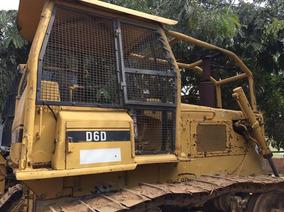 Trator De Esteira Caterpillar D6d Ano: 1989