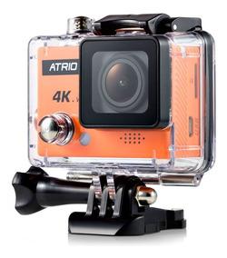 Câmera E Filmadora De Ação Astrio Fullsport 4k Com Case À Pr