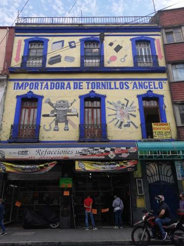 Imagen 1 de 14 de Vendo Edificio En El Centro Histórico