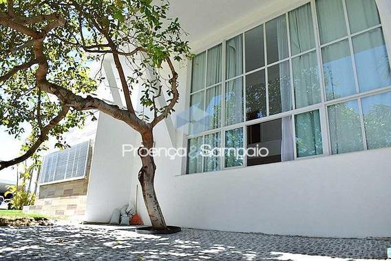 Casa Para Venda Ou Locação Em Busca Vida, 5 Suítes, Piscina, Próximo À Praia. - Pscn50023