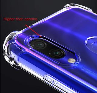 Capa Xiaomi Redmi Note 7 + P/ Vidro + Película Vidro Câmera