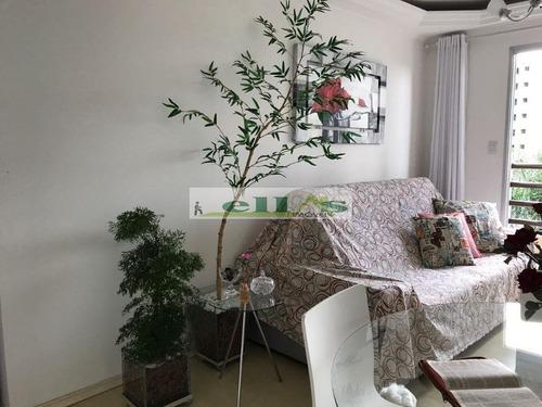 Imagem 1 de 15 de Apartamento Para Venda, 2 Dormitório(s), 60.0m² - 2605