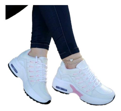 Zapatillas Para Dama Tipo Bota De La Mejor Calidad