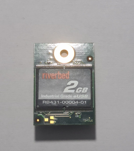 Módulo Disco Unidade Flash Riverbed 2gb