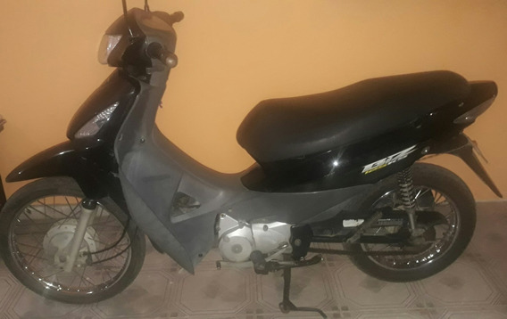 Honda Biz 125 Cc Preta