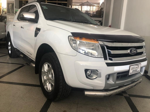 Ford Ranger 3.2 Cd 4x4 Limited Tdci 200cv At 2013 Única!!