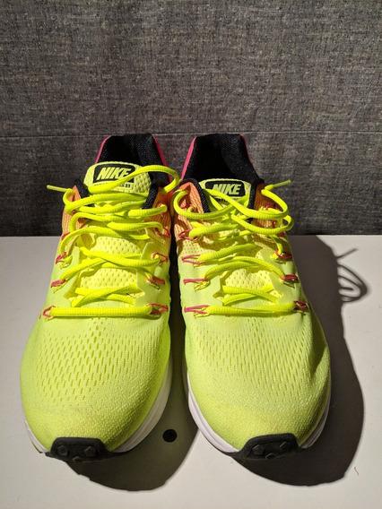 Nike Zoom Pegasus 33 Talle 12.5 -47 Perfecto Estado