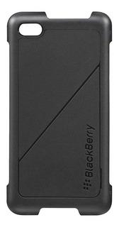 Funda Transform Blackberry Z30 Negro En Caja (fedorimx)