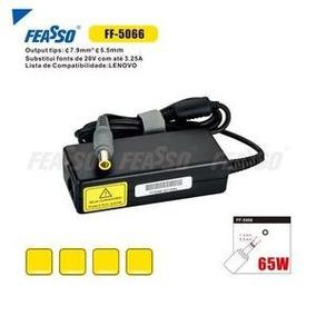 Fonte Ff-5066 P/ Notebook 65w Feasso