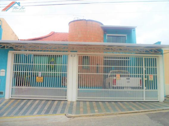 Casa A Venda No Bairro Vila Jardini Em Sorocaba - Sp. - Ca 192-1