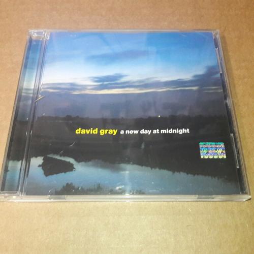 David Gray - A New Day At Midnight (cd)