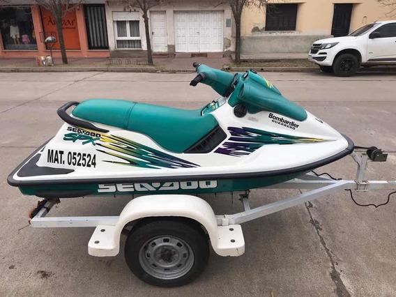 Seadoo Spx 750