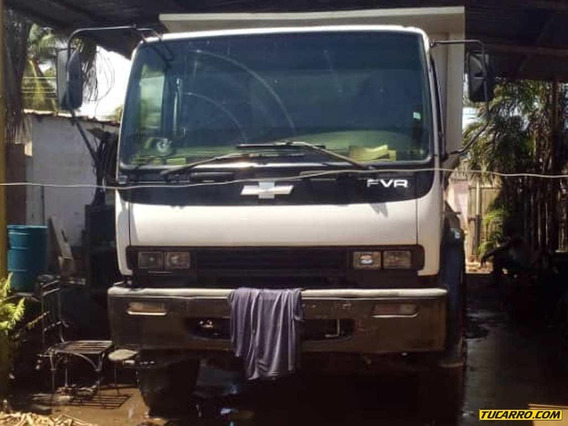 Camiones Volteos Chevrolet Fvr 4x4 - Sincrónica