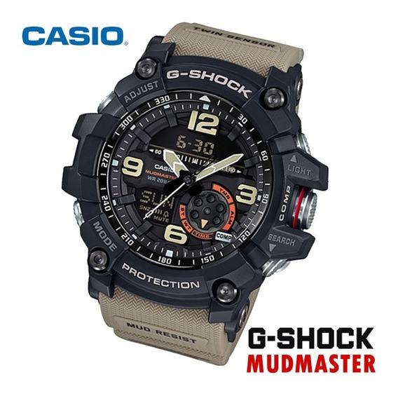 Relógio Casio G-shock Gg-1000 1a5 Mudmaster - Garantia 1 Ano