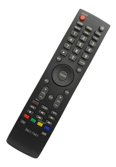 Controle Tv Lcd Led Sti Semp Toshiba Dl2971 Ct6510 Dl3970f