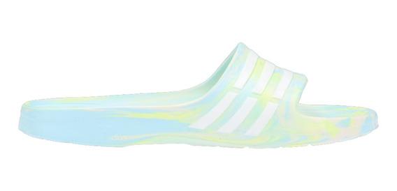 Ojotas De Dama adidas Duramo Sleek Marbled B23250