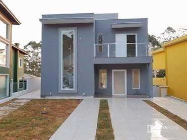 Casa Com 3 Dormitórios À Venda, 196 M² Por R$ 1.285.000,00 - Parque Delfim Verde - Itapecerica Da Serra/sp - Ca0123
