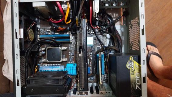 Computador Gamer Com Cpu 8 Núcleos / 16gb Ram / Gtx980