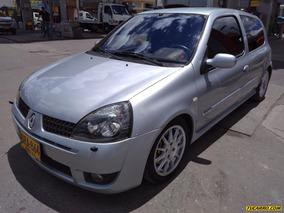 Renault Clio Sport Mt 2000cc Aa
