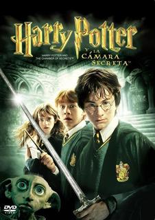 Dvd - Harry Potter Y La Camara Secreta