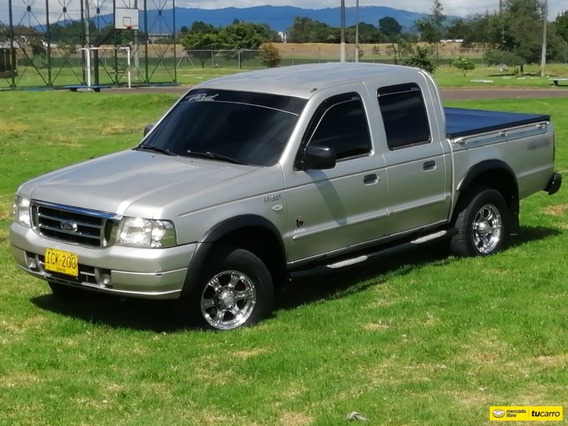 Ford Ranger Mt 2.6 4x4