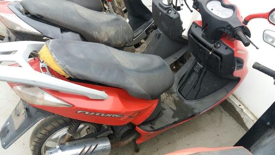 Future 125cc Sucata Pra Retirada De Pecas
